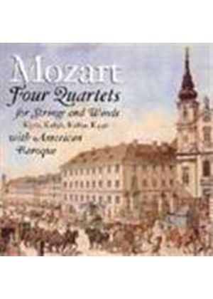 Mozart: Winds Quartets