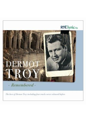 Dermot Troy - Remembered (Music CD)