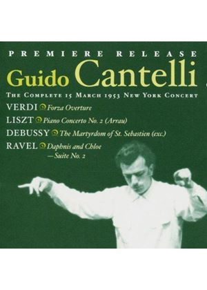 Guido Cantelli - New York Concert