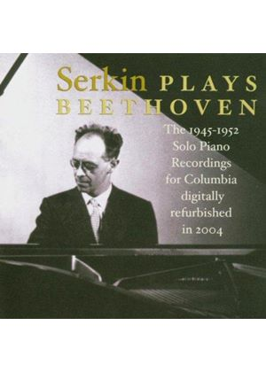 Rudolph Serkin plays Beethoven