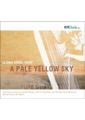 Pale Yellow Sky (Music CD)