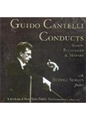 Guido Cantelli conducts Beethoven and Mozart