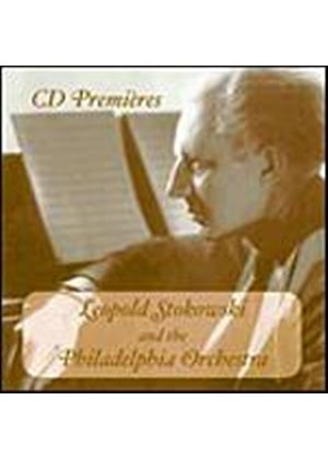 Various Composers - Leopold Stokowski And The Philadelphia Orchestra (Music CD)
