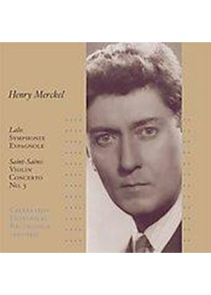 Henry Merckel - Historical Performances 1930-35