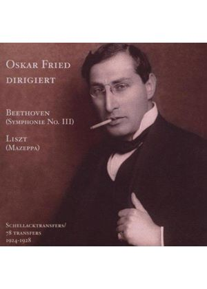 Oskar Fried Conducts