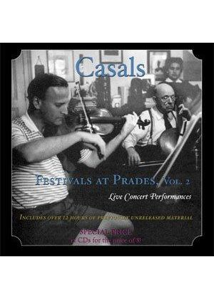 Live Performances from the Casals Prades Festival Vol 2