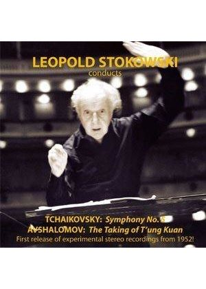 Avshalomov: (The) Taking of T\'ung Kuan; Tchaikovsky: Symphony No 5