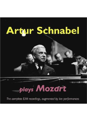 Arthur Schnabel plays Mozart