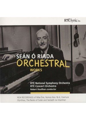Seán Ó Riada: Orchestra Works (Music CD)