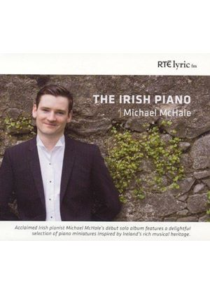 Irish Piano (Music CD)