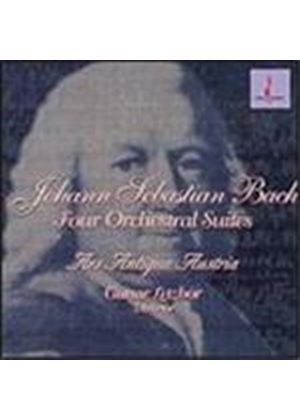 Bach - Orchestral Suites 1-4