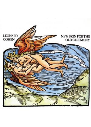 Leonard Cohen - New Skin For The Old Ceremony (Music CD)