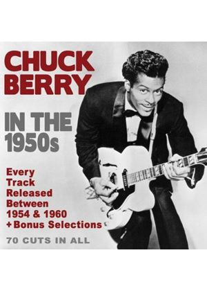 Chuck Berry - In the 1950s (Music CD)