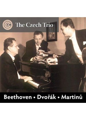 Beethoven, Dvorák, Martinu (Music CD)
