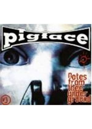 Pigface - Notes From Thee Underground (Music CD)