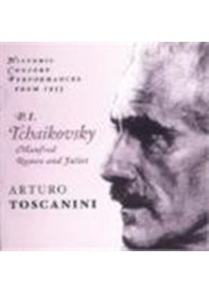 Tchaikovsky: Manfred Symphony; Romeo and Juliet Fantasy Overture