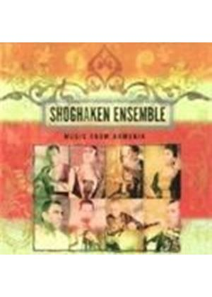 Shoghaken Ensemble - Music From Armenia