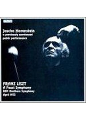 Franz Liszt - Horenstein Conducts Liszt/Bbc Northern So
