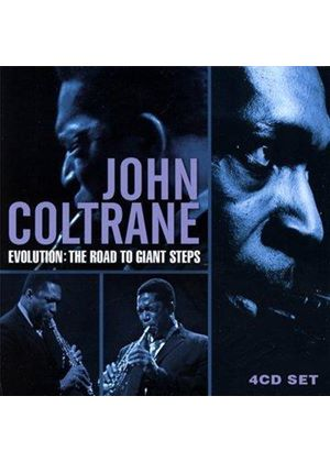 John Coltrane - Evolution (The Road to Giant Steps) (Music CD)