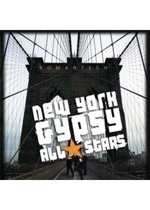 The New York Gypsy Allstars - Romantech (Music CD)