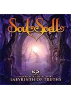 Soulspell - Labyrinth Of Truth, The (Music CD)