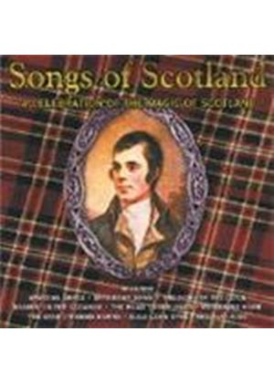 Various Artists - Songs Of Scotland (A Celebration Of The Magic Of Scotland)