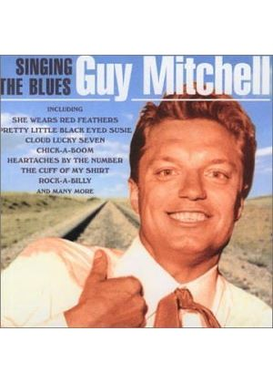Guy Mitchell - Singing The Blues (Music CD)