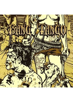 Bang Tango - Pistol Whipped In the Bible Belt (Music CD)
