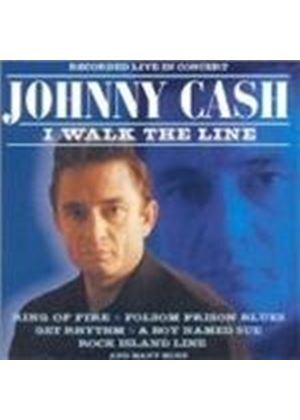 Johnny Cash - I Walk The Line (Recorded Live In Concert)