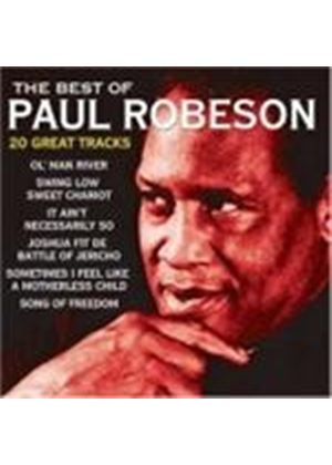 Paul Robeson - The Best Of (Music CD)