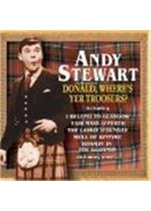 Andy Stewart - Donald Where's Yer Troosers