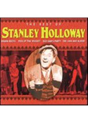 Stanley Holloway - The Best Of (Music CD)