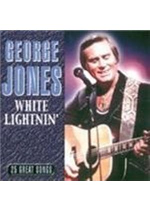 George Jones - White Lightnin'