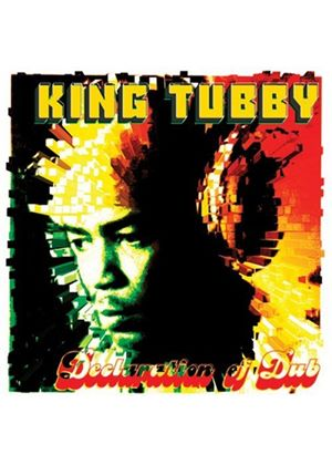 King Tubby - Declaration Of Dub (Music CD)