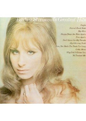 Barbra Streisand - Greatest Hits (Music CD)