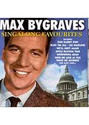 Max Bygraves - Singalong Favourites (Music CD)