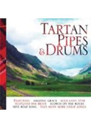 Various Artists - Tartan Pipes And Drums