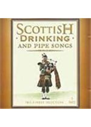 Various Artists - Scottish Drinking And Pipe Songs