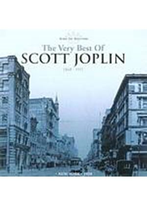 Scott Joplin - The Very Best Of (Music CD)
