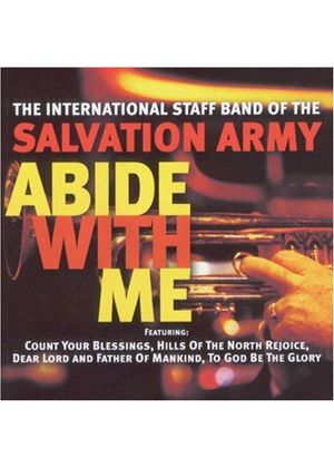 International Staff Band Of The Salvation Army (The) - Abide With Me
