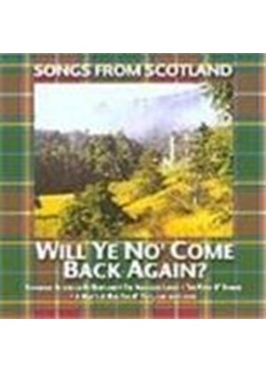 Various Artists - Will Ye No' Come Back Again (Songs From Scotland)