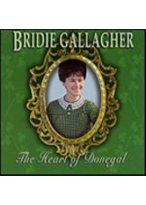 Bridie Gallagher - The Heart Of Donegal (Music CD)