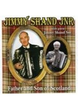 Jimmy Shand Jr. - Father And Son Of Scotland (Music CD)