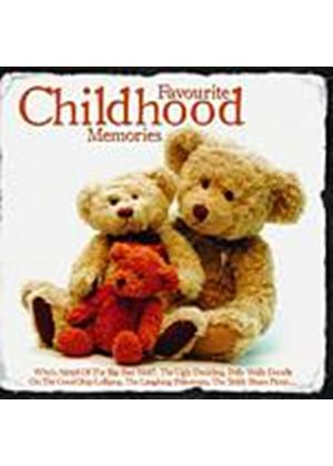Various Artists - Favourite Childhood Memories (Music CD)