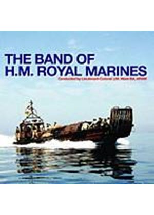 The Band Of H.M. Royal Marines - The Band Of H.M. Royal Marines (Music CD)