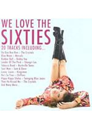 Various Artists - We Love The Sixties (Music CD)