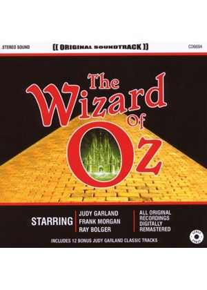 Original Soundtrack - The Wizard Of Oz (Music CD)