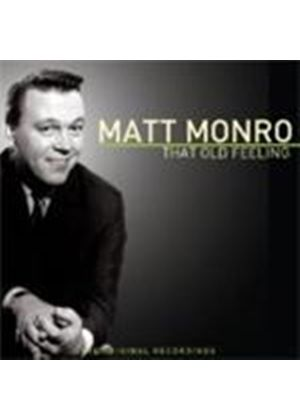 Matt Monro - That Old Feeling