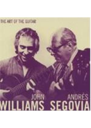 John Williams - The Art Of The Guitar (Segovia)