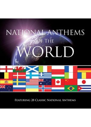 Various Artists - National Anthems Of The World
